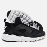 Мужские кроссовки Nike Air Huarache Run Ultra Black/White/Anthracite/White фото- 2