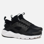 Мужские кроссовки Nike Air Huarache Run Ultra Black/White/Anthracite/White фото- 1