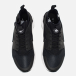 Мужские кроссовки Nike Air Huarache Run Ultra Black/White/Anthracite/White фото- 4