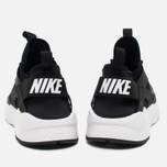 Мужские кроссовки Nike Air Huarache Run Ultra Black/White/Anthracite/White фото- 3