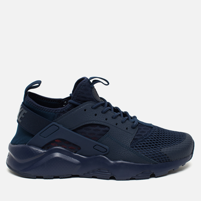 Мужские кроссовки Nike Air Huarache Run Ultra BR Midnight Navy