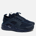 Мужские кроссовки Nike Air Huarache Run Ultra BR Midnight Navy фото- 1