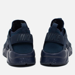 Мужские кроссовки Nike Air Huarache Run Ultra BR Midnight Navy фото- 3