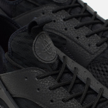 Мужские кроссовки Nike Air Huarache Run Ultra BR Triple Black фото- 5