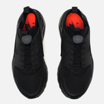 Мужские кроссовки Nike Air Huarache Run Ultra BR Triple Black фото- 4