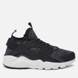 Мужские кроссовки Nike Air Huarache Run Ultra Breathe Black/Summit White/Black фото- 0