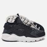Мужские кроссовки Nike Air Huarache Run Ultra Breathe Black/Summit White/Black фото- 2