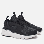 Мужские кроссовки Nike Air Huarache Run Ultra Breathe Black/Summit White/Black фото- 1