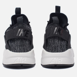 Мужские кроссовки Nike Air Huarache Run Ultra Breathe Black/Summit White/Black фото- 3