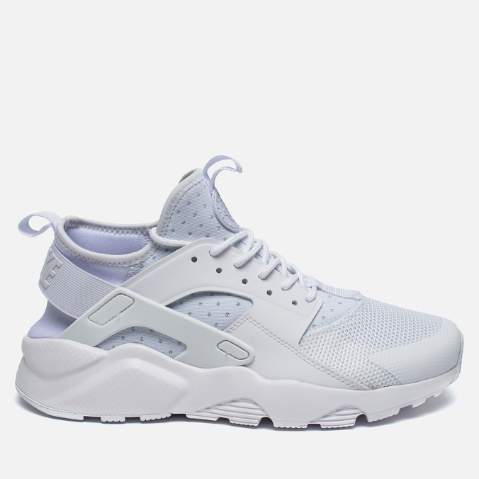 Мужские кроссовки Nike Air Huarache Run Ultra Triple White