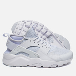 Мужские кроссовки Nike Air Huarache Run Ultra Triple White фото- 2