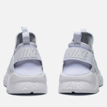 Мужские кроссовки Nike Air Huarache Run Ultra Triple White фото- 3