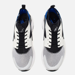 Мужские кроссовки Nike Air Huarache Run Ultra White/Blue/Black/Grey фото- 4