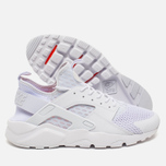 Nike Air Huarache Run Ultra Men's Sneakers White/White photo- 2