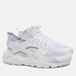 Мужские кроссовки Nike Air Huarache Run Ultra White/White фото- 1