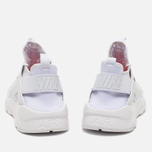 Nike Air Huarache Run Ultra Men's Sneakers White/White photo- 3