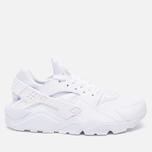 Мужские кроссовки Nike Air Huarache Triple White фото- 0