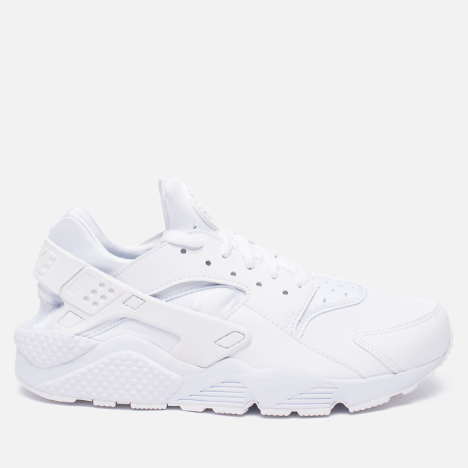 Мужские кроссовки Nike Air Huarache Triple White