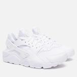 Мужские кроссовки Nike Air Huarache Triple White фото- 1