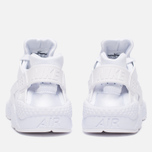 Мужские кроссовки Nike Air Huarache Triple White фото- 3