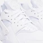 Мужские кроссовки Nike Air Huarache Triple White фото- 5