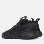 Мужские кроссовки Nike Air Huarache Utility Black/Black фото- 2