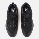 Мужские кроссовки Nike Air Huarache Utility Black/Black фото- 4