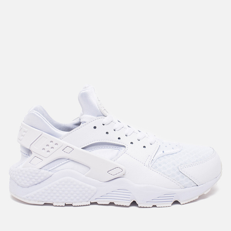 Мужские кроссовки Nike Air Huarache White/Pure Platinum
