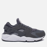 Мужские кроссовки Nike Air Huarache Dark Grey/Dark Grey/White фото- 0