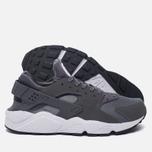 Мужские кроссовки Nike Air Huarache Dark Grey/Dark Grey/White фото- 1