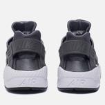 Мужские кроссовки Nike Air Huarache Dark Grey/Dark Grey/White фото- 3