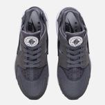 Мужские кроссовки Nike Air Huarache Dark Grey/Dark Grey/White фото- 4