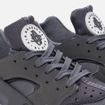 Мужские кроссовки Nike Air Huarache Dark Grey/Dark Grey/White фото- 5