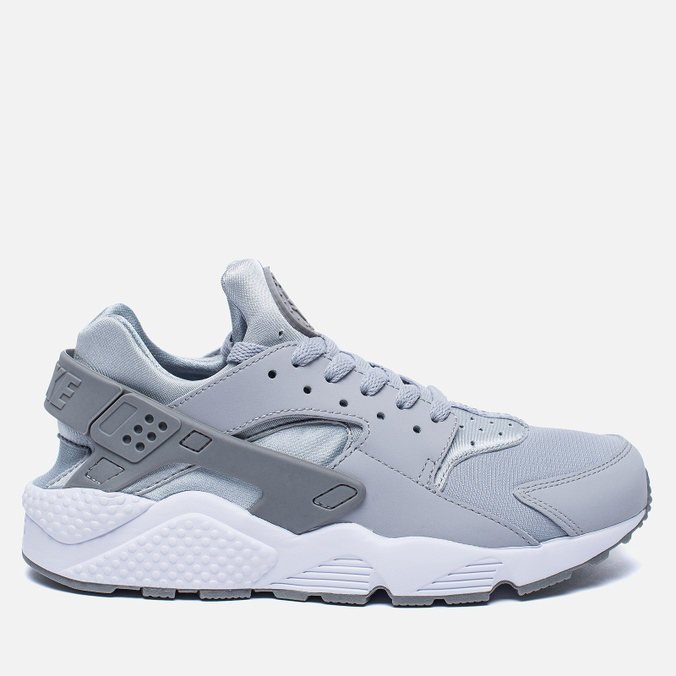 Мужские кроссовки Nike Air Huarache Wolf Grey/Wolf Grey/White