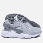 Мужские кроссовки Nike Air Huarache Wolf Grey/Wolf Grey/White фото- 1