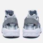 Мужские кроссовки Nike Air Huarache Wolf Grey/Wolf Grey/White фото- 3