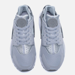 Мужские кроссовки Nike Air Huarache Wolf Grey/Wolf Grey/White фото- 4