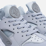 Мужские кроссовки Nike Air Huarache Wolf Grey/Wolf Grey/White фото- 5