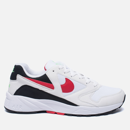 Мужские кроссовки Nike Air Icarus Extra White/Atom Red/Black/Rage Green