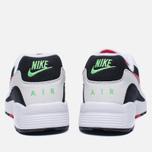 Мужские кроссовки Nike Air Icarus Extra White/Atom Red/Black/Rage Green фото- 3
