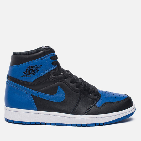 Мужские кроссовки Jordan Air Jordan 1 Retro High OG Black/Varsity Royal/Black