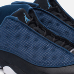 Мужские кроссовки Jordan Air Jordan 13 Low Brave Blue/Metallic Silver/Black фото- 3