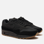 Мужские кроссовки Nike Air Max 1 Black/Black/Gum Medium Brown/Black фото- 2