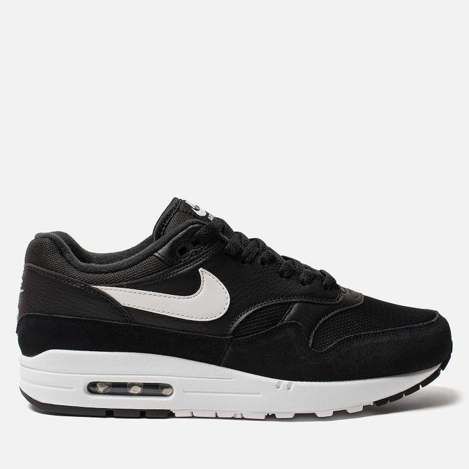 8b718b6d Мужские кроссовки Nike Air Max 1 Black/White AH8145-014