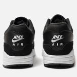 Мужские кроссовки Nike Air Max 1 Black/White фото- 3