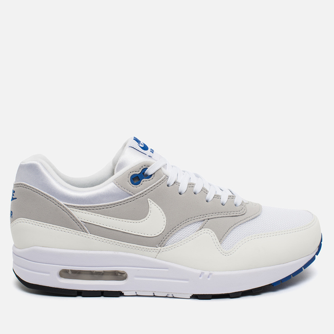 Мужские кроссовки Nike Air Max 1 CX QS White/Varsity Royal