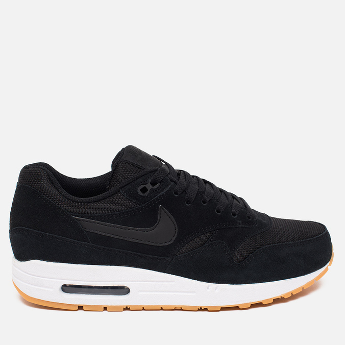 Мужские кроссовки Nike Air Max 1 Essential Black/White/Gum