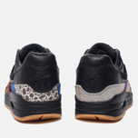Мужские кроссовки Nike Air Max 1 Master Black/Black/University Red/International Blue фото- 5