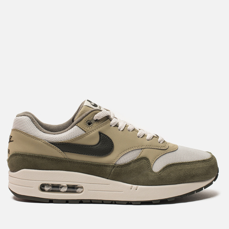 Мужские кроссовки Nike Air Max 1 Medium Olive/Sequoia/Neutral Olive