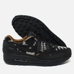 Мужские кроссовки Nike Air Max 1 Pendleton QS Black/Brown фото- 2